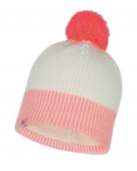Шапка Buff JR KNITTED & POLAR HAT AUDNY FOG JR (US:one size)